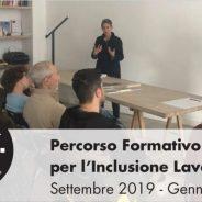 09.2018/01.2020 – Percorso Formativo Design for All for Design