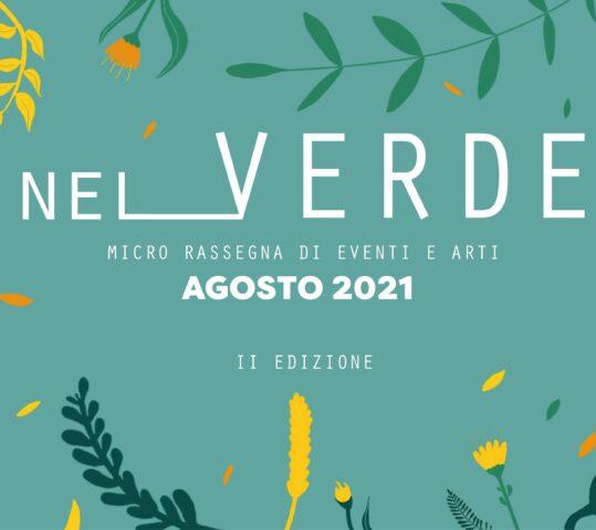 08.08.2021-Il Gentil Verde: Concertine gentili e degustazione